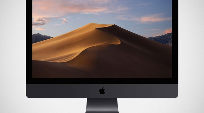 The Next macOS Is Mojave, Has Dark Mode And iOS Features