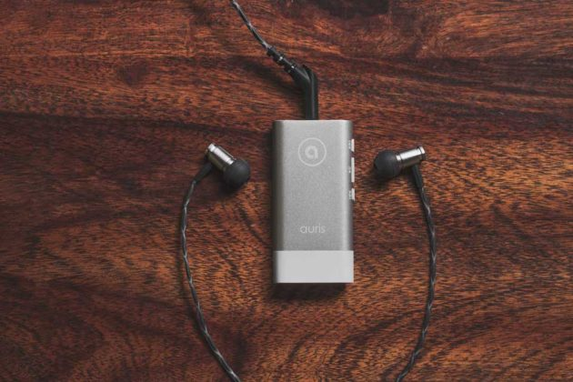 Auris amplify Wireless Headphone Amplifier with DAC