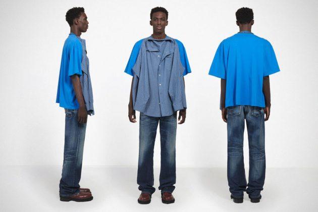 Balenciaga T-Shirt Shirt