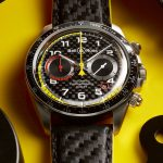 Bell & Ross Celebrates French Grand Prix With Vintage BR V2-94 R.S.18