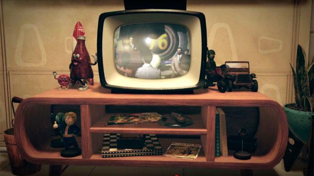 Fallout: 76 Teaser Fallout Bobblehead
