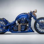 This Gorgeous Custom Harley-Davidson Cost As Much As A Supercar