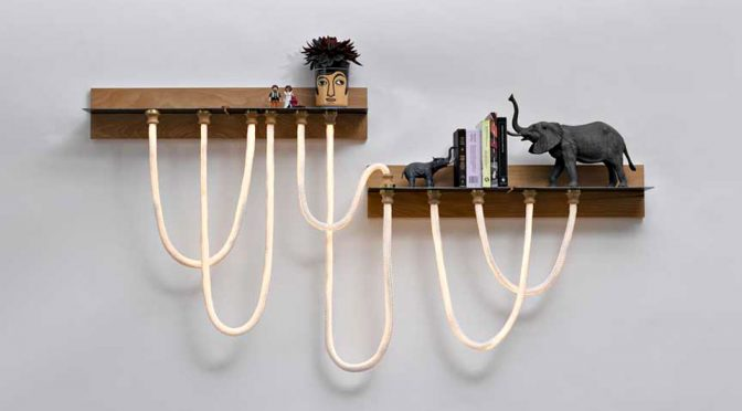 Click Light Is A Light Made Of Real Rope, Wants You To Interact With It