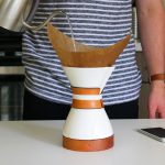 Cora Coffee Brewer: A Stylish Pour-over Coffee Maker That's Smart Too