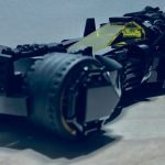 This Custom LEGO Batmobile Deserves To Be A Real Batman Ride