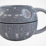 Death Star Mug Is Not Moon-size, But It Sure Is Huge By Mug's Standard