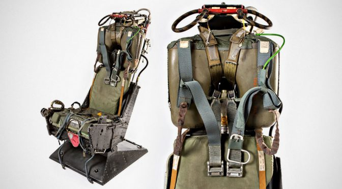 Here's An Ejection Seat You Can Buy… If You Have $20K To Spare