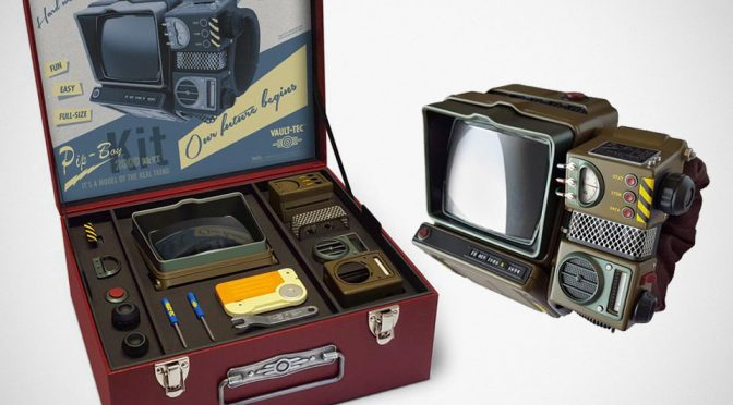 <em>Fallout: 76</em> Revealed, Special Edition And Pip-Boy 2000 Mk VI Collectible
