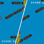 This 2D Diagonally Traveling Boat Game May just Be A Chart Topper