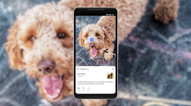 Google Lens for Native Camera App