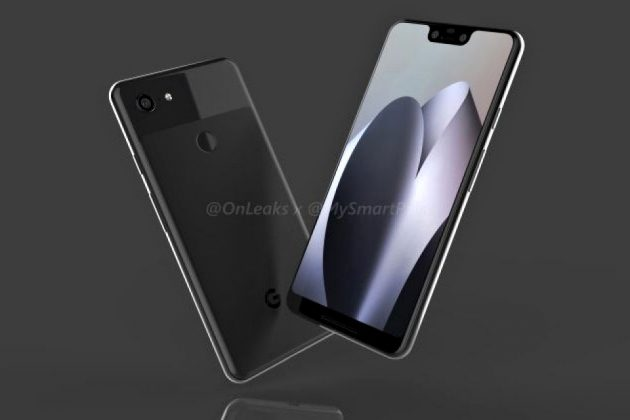 Google Pixel XL 3 Design Leaks