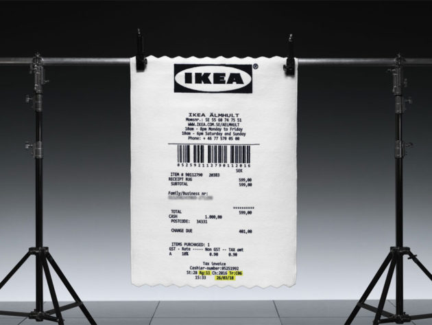 IKEA x Virgil Abloh MARKERAD Collection