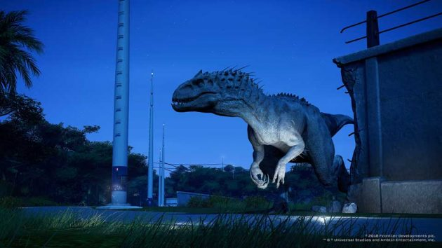 Jurassic World Evolution Video Game