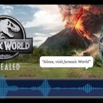 <em>Jurassic World</em> Revealed Is Choose Your Own Adventure Book, Played By Voice