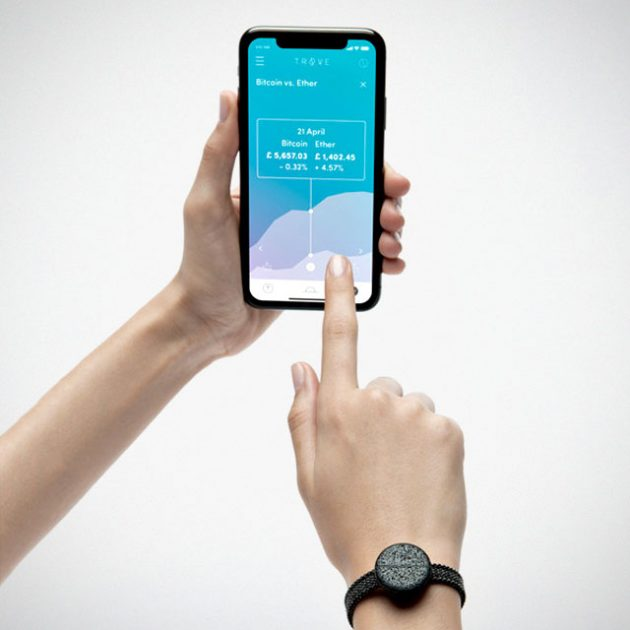 LAYER Trove Digital Currency Wallet