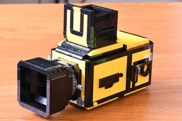LEGO Hasselblad 503CX Film Camera
