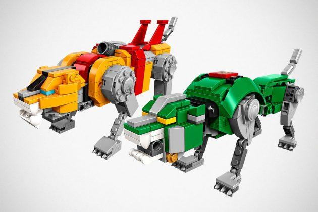 LEGO Ideas 21311 Voltron Set