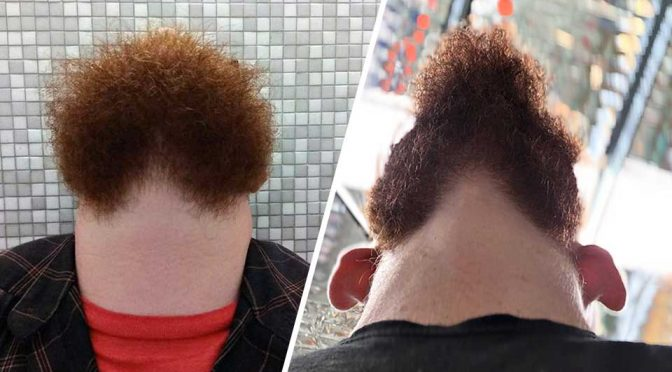 """""""Men With Beards Looking Upwards"""" Is Some Weird And Hilarious Sh*t"""