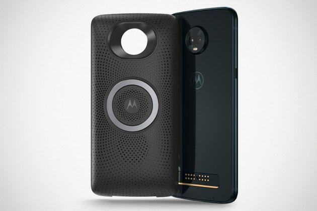 Motorola Moto Z3 Play Android Smartphone
