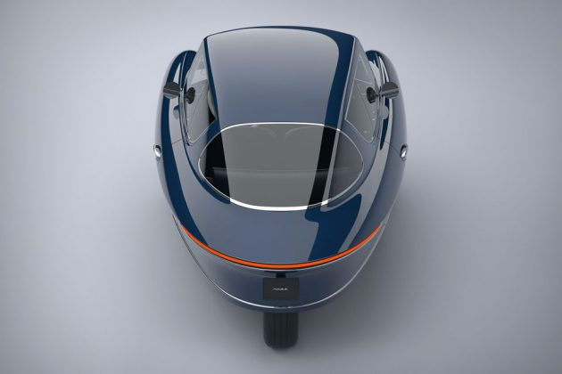 Nobe 100 Three-wheeled Electric Car