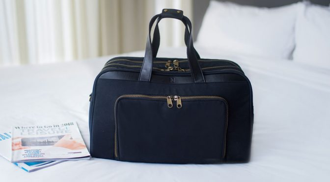 Bento Bag: A Versatile Carry-on Companion That Opens Like A Suitcase