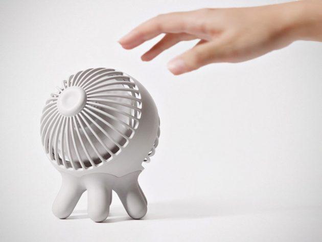 O-ctopus Fan by MUID
