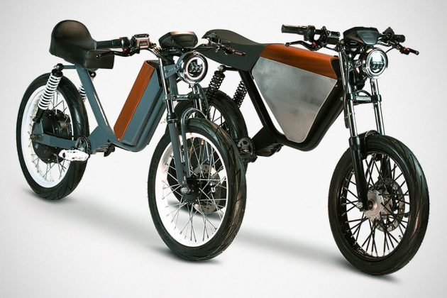 ONYX Motorbikes Electric Moped