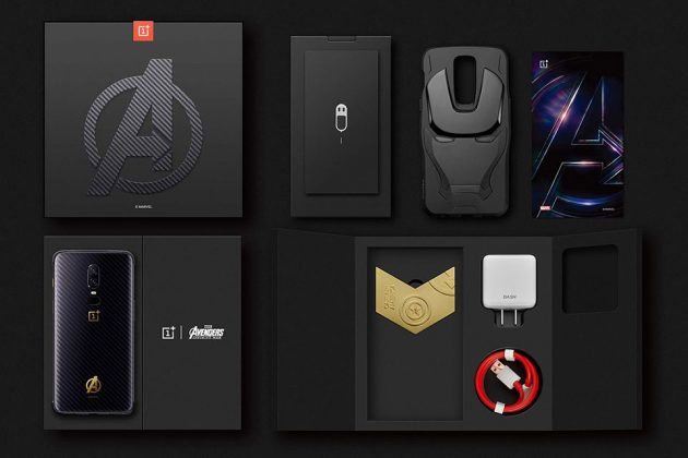 OnePlus 6 Avengers Infinity Edition