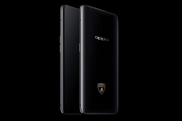 Oppo Find X Android Smartphone