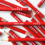 Pencil Dice Is A Pencil And Dice Rolled Into One, But Don't Ask Why