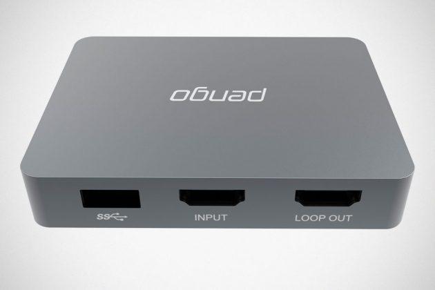 Pengo 4K HDMI Grabber