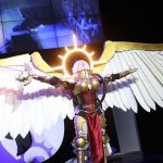 Russian Cosplayer <em>Warhammer 40K</em> Cosplay Is Absolutely Gorgeous