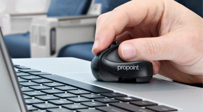 Meet ProPoint, The Tilt Mouse That Pans, Zooms, Rotates And Presents