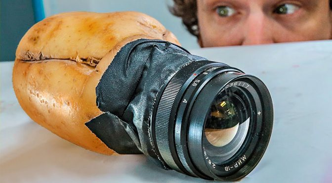 Real Potato Camera by Corridor Crew