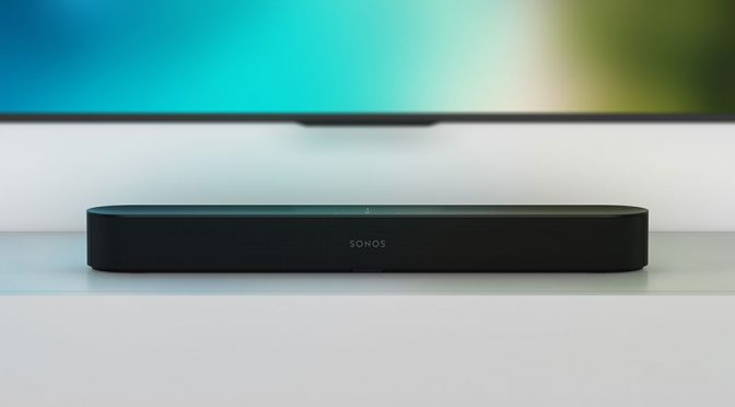 This Is Beam, SONOS Most Affordable Smart Soundbar Yet