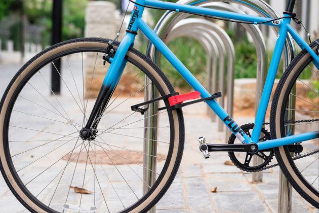 Seatylock Foldylock Clipster Bicycle Lock