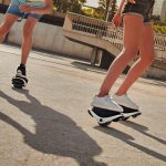 Segway Drift W1 e-Skates Is Like The Hoverboard, But Separated