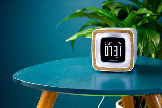 Sensorwake Trio Tri-sense Alarm Clock