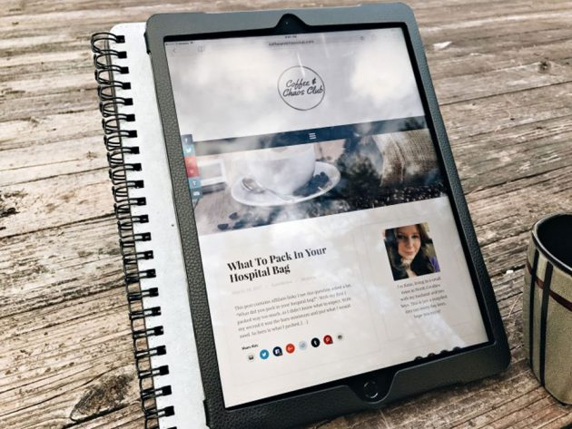 Sketchbook iPad Case for iPad Pro 10.5