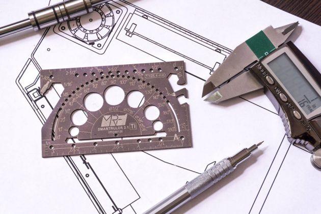 SmartRuler Creative Design Multi-tool