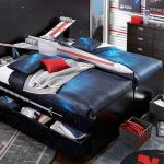 I'm Envious That Today's Juniors Get To Sleep On This Awesome X-Wing Bed