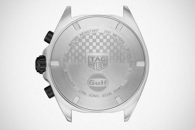 TAG Heuer Formula 1 Gulf Special Edition