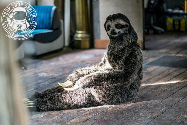 Three Toed Sloth Costume by Karoline Hinz