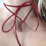 Tracy Kiss Has A Necklace Pendant Made Out Of Her Labia. Yes, Really!