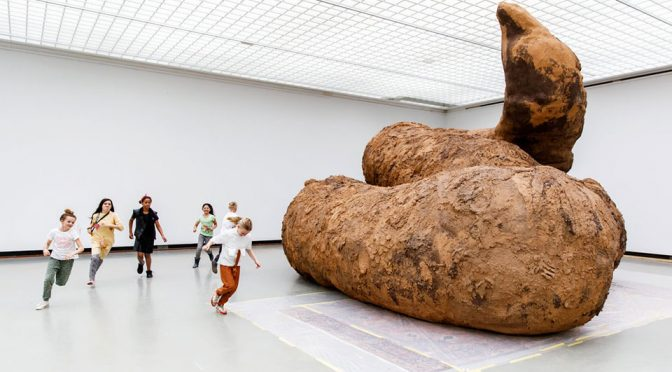Vorm Fellows Attitude Sculptures of Turd