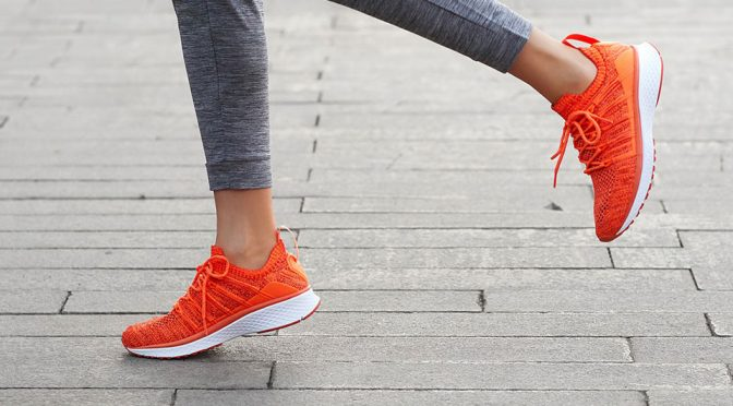 Xiaomi Has A New Sneakers That Is Totally Machine Washable