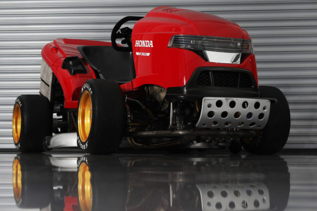 2018 Honda UK Mean Mower V2