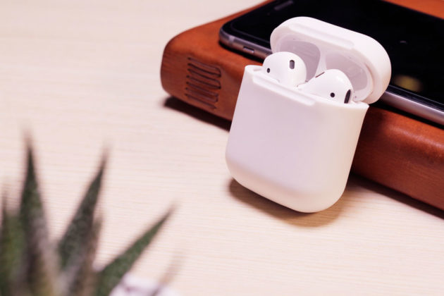 AirPlus Wireless Charging Case for Apple AirPods