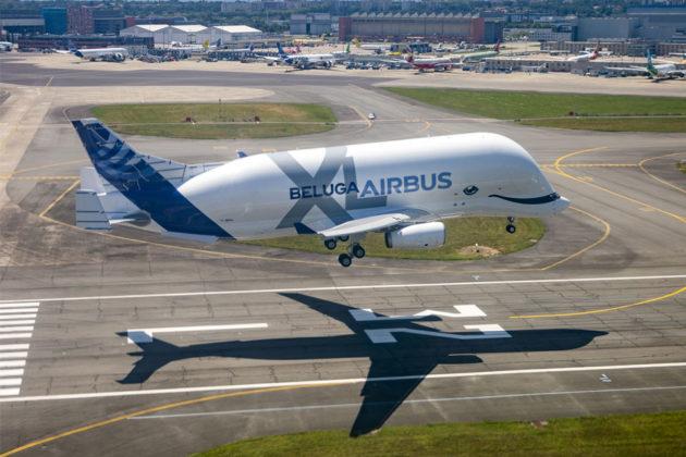 Airbus BelugaXL Super Transporter