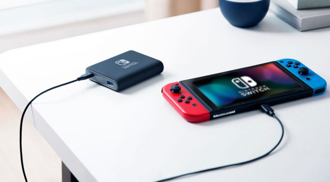Anker Has The First Nintendo Switch-certified Portable Charger